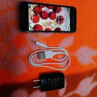 中古iphone5s スペースグレイ