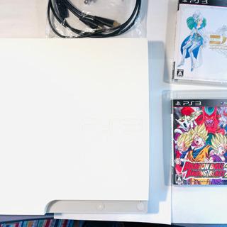 美品PlayStation 3 本体CECH-3000A、二ノ国...