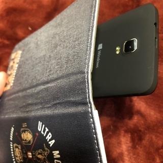 Windowsスマートフォン(値段自由) - 携帯電話/スマホ