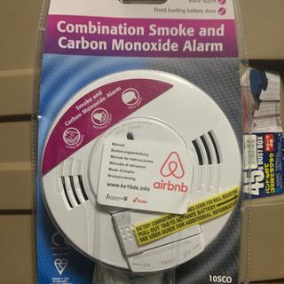 一酸化炭素探知機 煙探知機