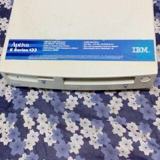 IBMパソコン本体のみ