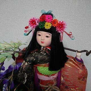 ケース入りお人形 - 高知市