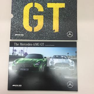 【ネット決済・配送可】AMG-GT カタログ