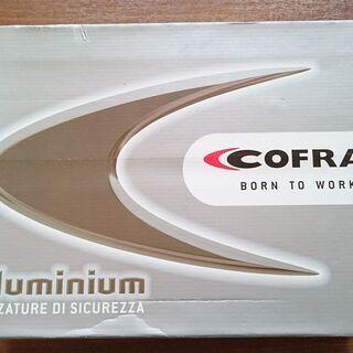【無料】イタリアの保護具メーカー COFRAの安全靴の空箱