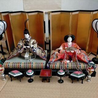 雛人形★親王飾り★京七番★美形です