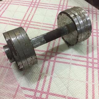 鉄アレイ 10キロ?
