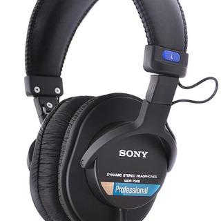 SONY MDR-7506 ヘッドフォン