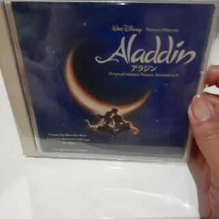 CD アラジン オリジナルサウンドトラック.サントラ.OST 英...