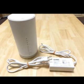 speed Wi-Fi HOME L01 中古品です