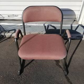 【021202無料】椅子 チェア 幅52.5㎝ 奥行45㎝ 高さ...
