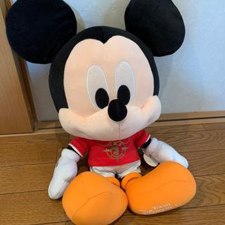 ディズニー ミッキー  ぬいぐるみ 未使用