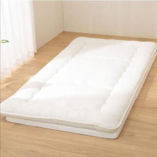 ‼️ニトリ折り畳みマットレス‼️寝具セット