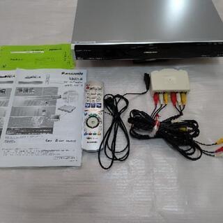 【取引完了】Panasonic  DVDレコーダー  DMR-XP10の画像
