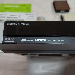 【取引完了】Panasonic  DVDレコーダー  DMR-XP10 - 下関市