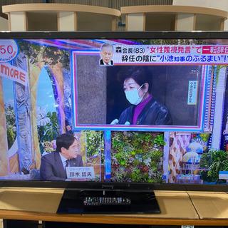 パナソニックPanasonic◆55型液晶テレビ TH-L55E...