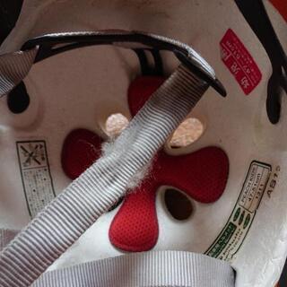 ☆取引完了☆自転車用ヘルメット(フルーツ柄) − 京都府