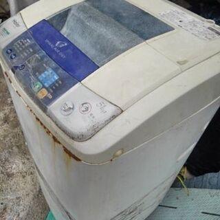 ★洗濯機★Haier★JW-K50F★ジャンク扱い - 売ります・あげます