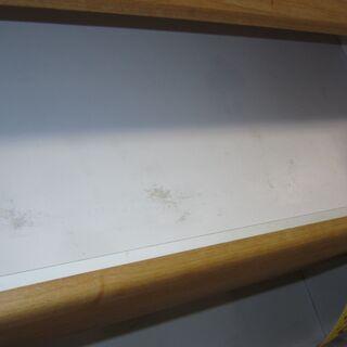 R096 国産 隈木工所製 キッチンカウンター、キッチンボード 幅100cm - 家具