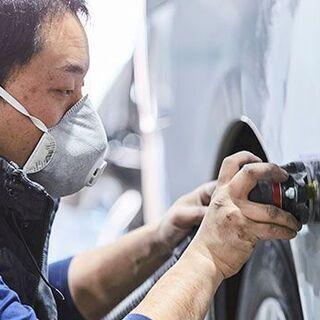 【正社員登用可】☆☆新車の感動をもう一度☆☆ 車を美しくする塗装工