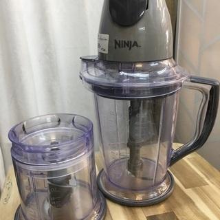 NINJA ニンジャ キッチンプレップ フードプロセッサー•ミキサー