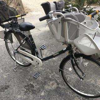 214.マルイシ子供乗せ自転車