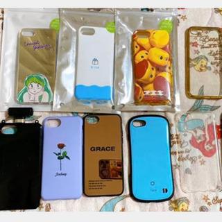 【ネット決済・配送可】iPhoneケース 6、6s、7 、8、用...