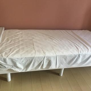 【ネット決済】ベッド(シングル) 無料