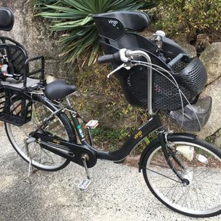 198.子供2人乗せ自転車virgo