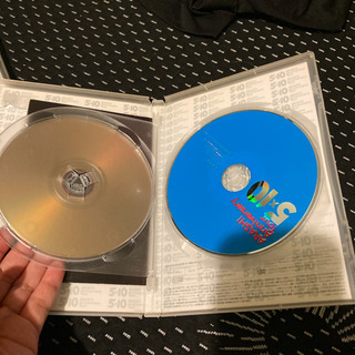 嵐DVD 5×10