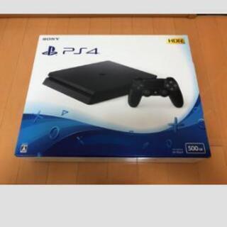 完全新品未開封PS4 購入考えてる方気楽にメッセージ下さい。