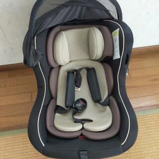 【お値下げ】シートベルト着用チャイルドシート