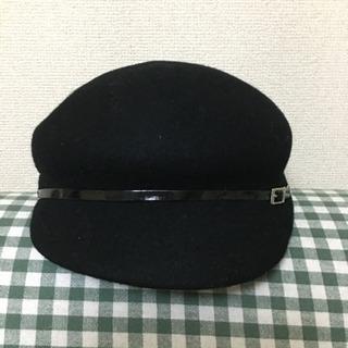 レディース キャスケット帽子