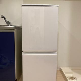 【ネット決済】SHARP 冷蔵庫 一人暮らし向き