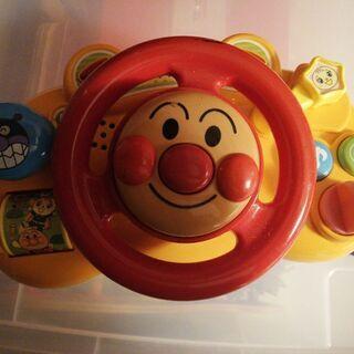 アンパンマン おでかけメロディハンドルおもちゃ