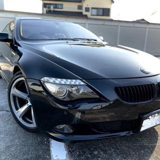 【ローン可】検2年付!! E63 BMW 650i 後期 最上級...