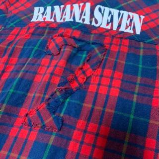 値下げ中⭐️ バナナセブン シャツ 服