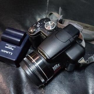 取引中!ネオ一眼!光学18倍ズームで便利!LUMIX FZ-28