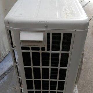 日立ルームエアコン 白くまくん RAS-SC36A 3.6KW 電源100V 自動お掃除機能付き 2011年製 中古品 − 京都府