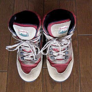 値下げ‼GORE-TEX 登山靴 23cm