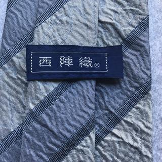 西陣織 ネクタイ 国産品絹100%
