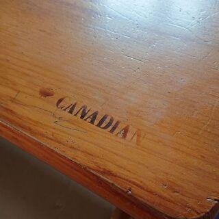 テーブル カナディアンダイニング