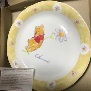 プーさん 陶器 皿 プレート