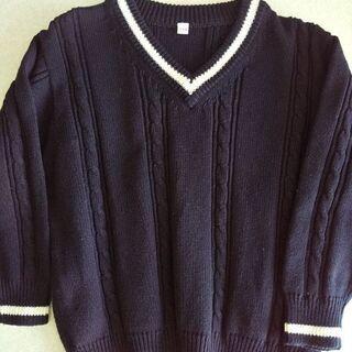 カッターとセーター(110cm ) - 子供用品
