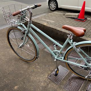 ブリヂストン マークローザ 7s 27インチ 自転車