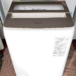 極美品‼️Panasonic‼️中が見える‼️全自動洗濯機…