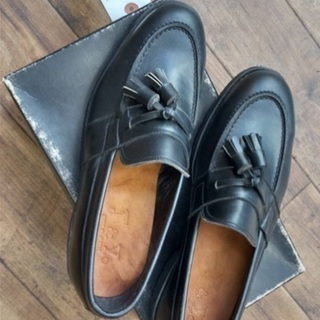 【ネット決済】【お値下げ】新品 メンズ 高級革靴 靴職人手作り ...