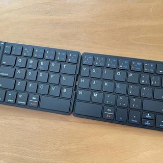 モバイルキーボード ほぼ新品の画像
