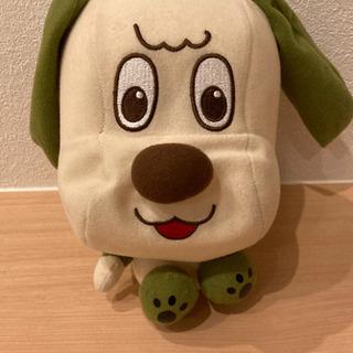 ワンワンの人形★ポンポンシリーズ!★