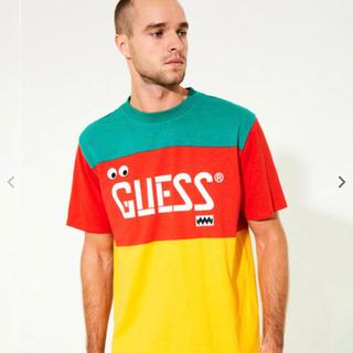 【新品】GUESS ×J BALVIN メンズ Tシャツ