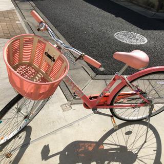 子供の自転車26インチ